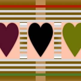 Keith Leitzel - Three Hearts