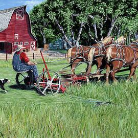 Three Horsepower - Timithy L Gordon