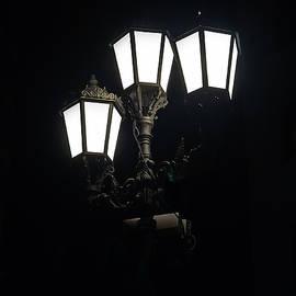 Jukka Heinovirta - Three Lanterns In The Night