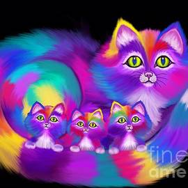 Nick Gustafson - Three of a Kind Kitties