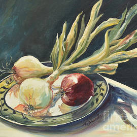 Malanda Warner - Three Onions