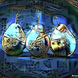 Bunny Clarke - Three Pears