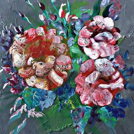 Larissa Pirogovski - Three Roses Symbology