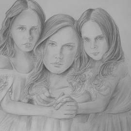Duncan Sawyer - Three Sisters