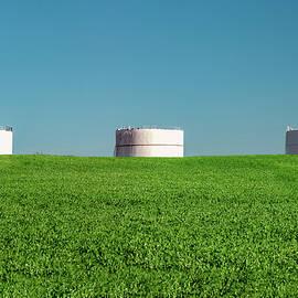 Three Storage Bins - Todd Klassy