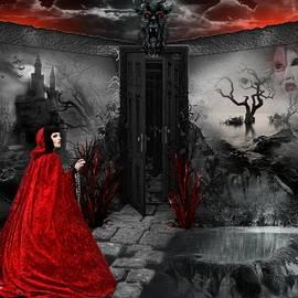 Ali Oppy - Through  devils door
