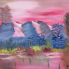 Meryl Goudey - Through Rose Colored Glasses
