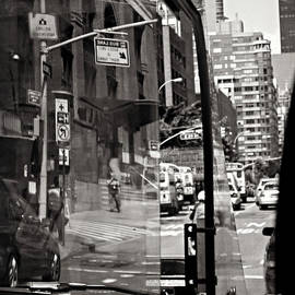 Miriam Danar - Through the Window - A Drive Through NYC