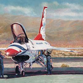 Douglas Castleman - Thunderbird Maintenance