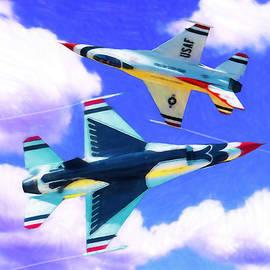 Douglas Castleman - Thunderbird Pass