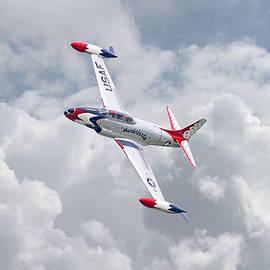 Thunderbirds - T33 - Pat Speirs