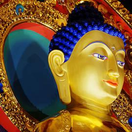 Bob Christopher - Tibetan Buddha 6