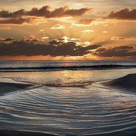 Debra and Dave Vanderlaan - Tidal Waves at Dawn