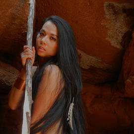 Bobbie Barth - Tiffany-Tribal Shoot