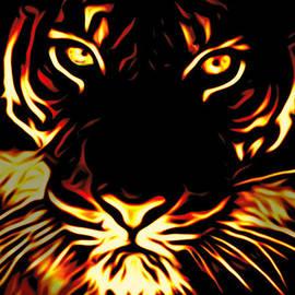 Larry Espinoza - Tiger Eye