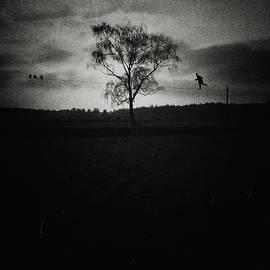 Tightrope walker - Joanna Jankowska