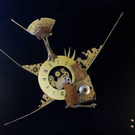 Vladimiras Nikonovas - Time fish