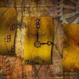 Rick Baker - Time Split
