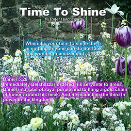 Bible Verse Pictures - Time To Shine