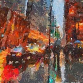 Dragica  Micki Fortuna - Times Square