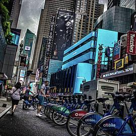 Times Square - Martin Newman