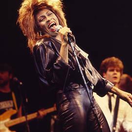 Tina Turner 1984 - Chris Walter