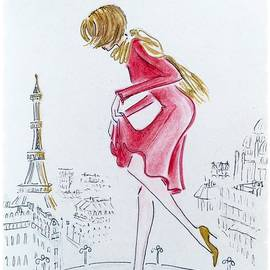 Barbara Chase - Tiptoeing through Paris
