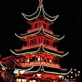 Steve Harrington - Tivoli Gardens Pagoda