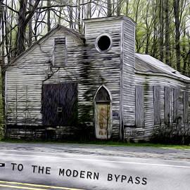 Joe Paradis - To The Modern Bypass