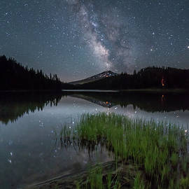 Todd Lake Milky Way - Exquisite Oregon