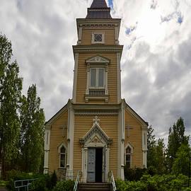 Jouko Lehto - Toivakka church