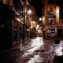 Joan Carroll - Toledo Before Dawn