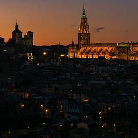 Joan Carroll - Toledo Cathedral Night