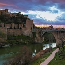 Joan Carroll - Toledo Spain Dusk