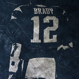 TOM BRADY PATRIOTS 3 - Joe Hamilton