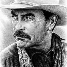 Andrew Read - Tom Selleck as Monty Walsh