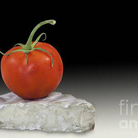 Shirley Mangini - Tomato and Brie