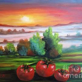 Vesna Martinjak - Tomatoes