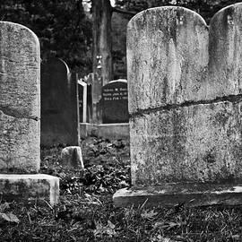 Colleen Kammerer - Tombstones - Sleepy Hollow Cemetery