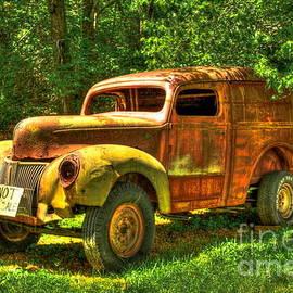 Reid Callaway - Too Rusty Van