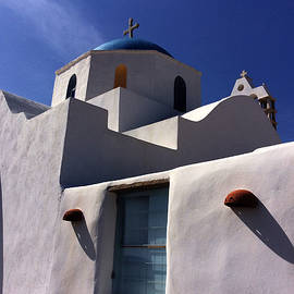 Colette V Hera  Guggenheim  - Top of The Hill Paros Island Greece