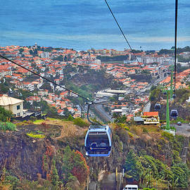 Andy Za - Top View.  Madeira.