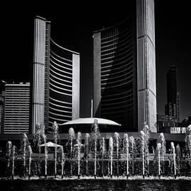 Brian Carson - Toronto City Hall No 25