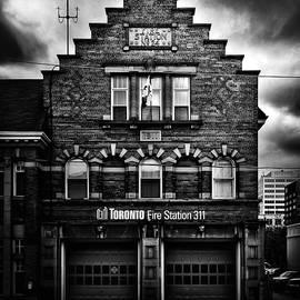 Brian Carson - Toronto Fire Station No 311