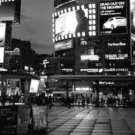 Valentino Visentini - Toronto Noir