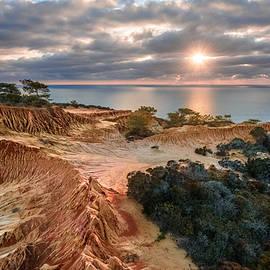 Alexander Kunz - Torrey Pines - Broken Hill Sunset