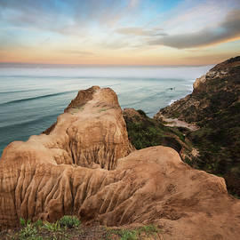 William Dunigan - Torrey Pines Cliff and Valley