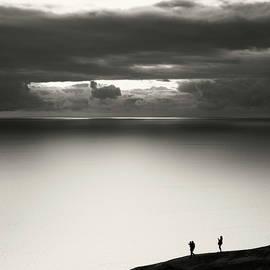 William Dunigan - Torrey Pines Cliff
