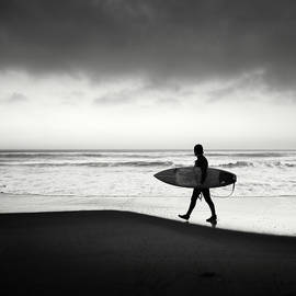 William Dunigan - Torrey Pines Surfer