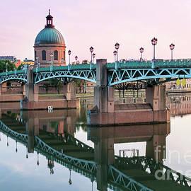 Toulouse at sunset - Elena Elisseeva